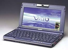 New Sony's VAIO PC PictureBook C1VN
