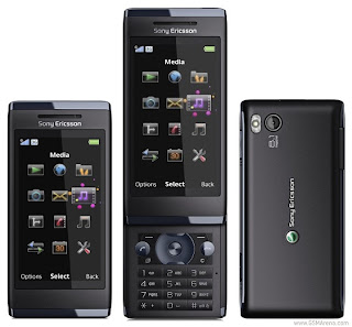 Sony Ericsson Aino the full featured phone