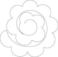 Manualidades para regalar, flores de fieltro