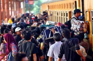 Harga tiket Kereta Api dan Info Tiket Kereta Api Untuk Mudik Lebaran 1434H