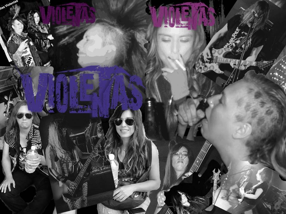 Violetas Locas forever