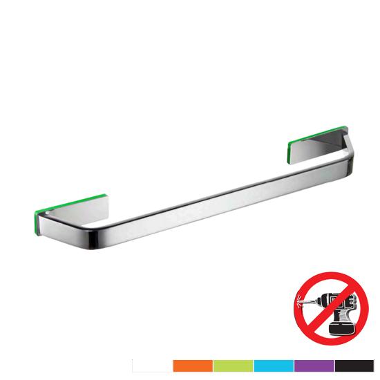 Accesorios Baño Verde:Accesorios de baño pegados