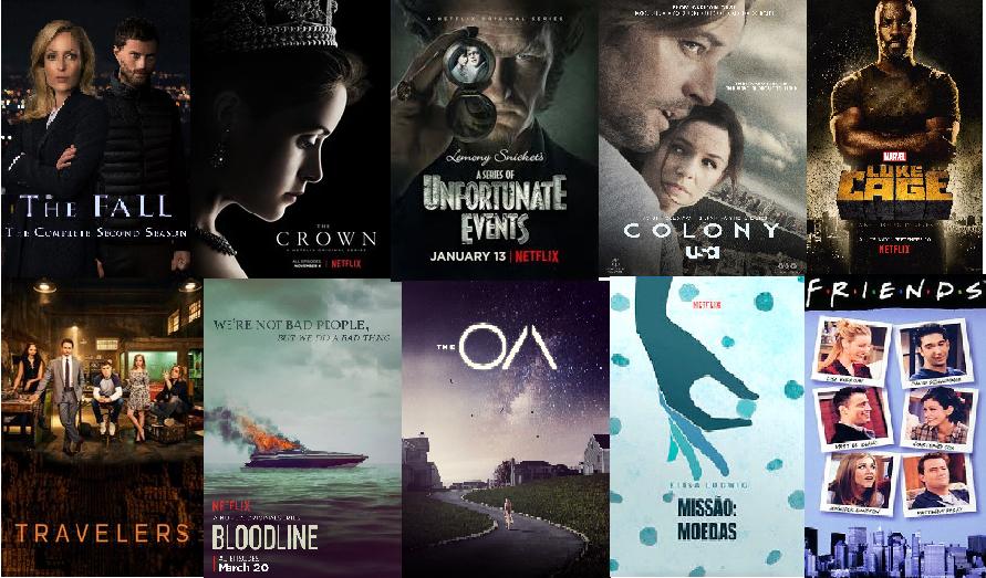 Netflix Maratona