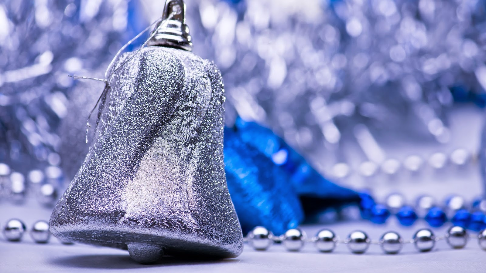 Silver-Christmas-Bell-photography-hd-image-for-freetings-wishes-card-design-template.jpg