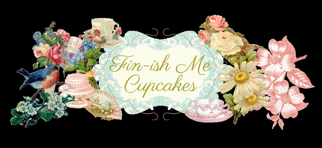 Fin-ish Me Cupcakes