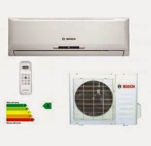 aire acondicionado Bosch Madrid
