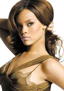 hot barbadian actress rihanna