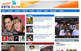 20 Template Blog Keren & Unik dari Brasil
