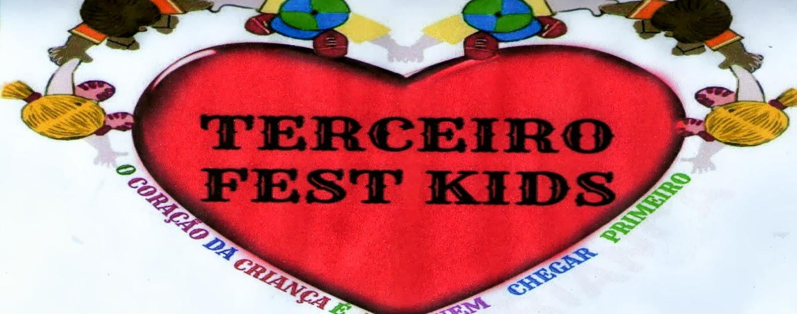 TERCEIRO FEST KIDS 2013