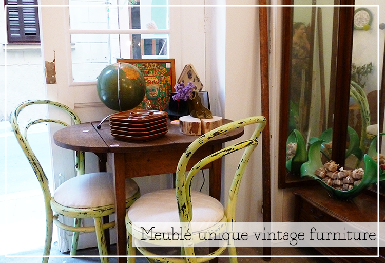 Meubl muebles vintage nicos 2nd funniest thing - Muebles vintage en barcelona ...
