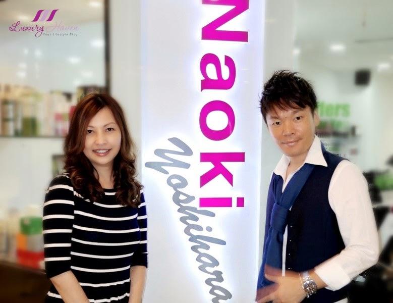 naoki yoshihara kuramochi masami luxury haven celebrity blogger