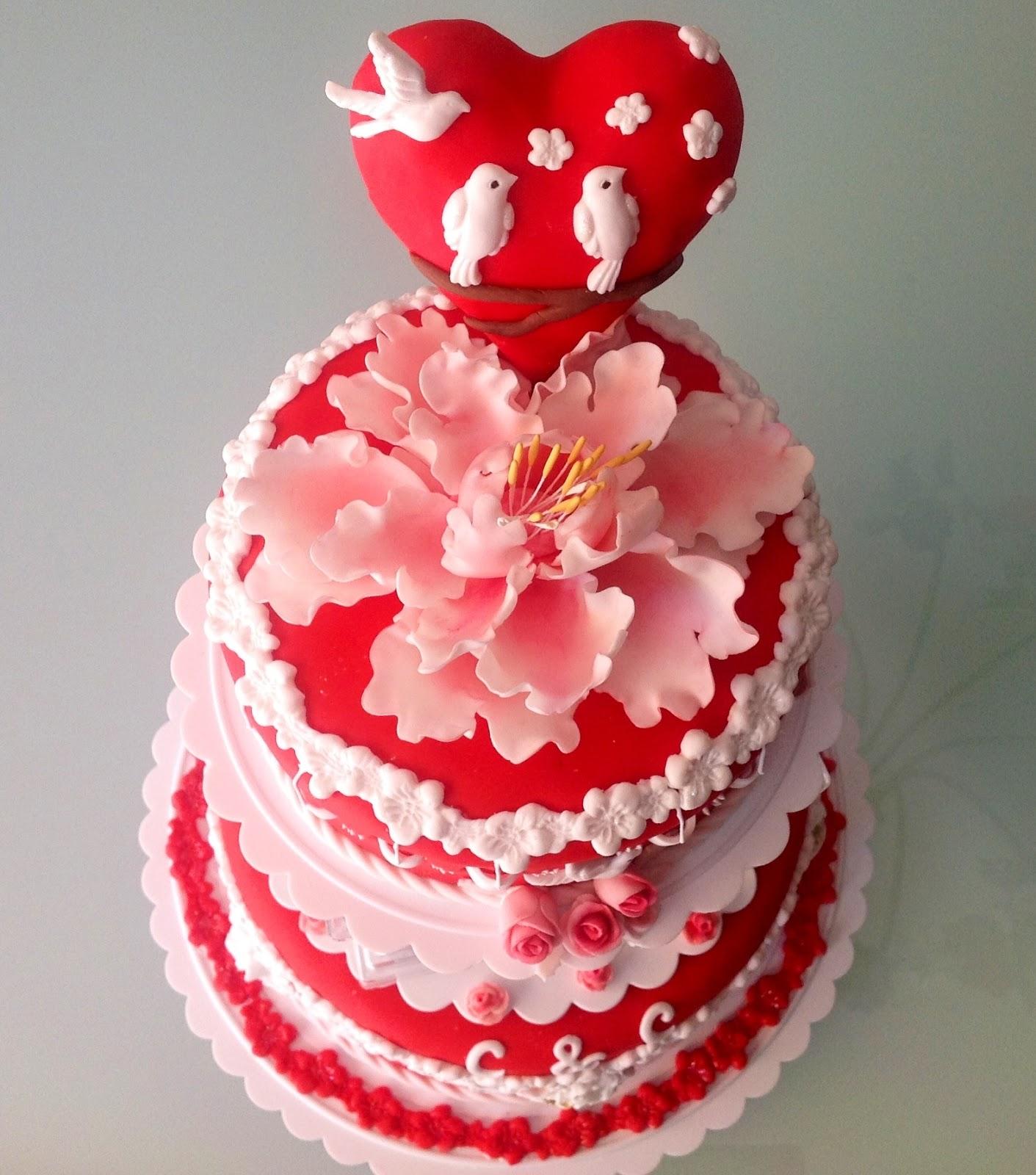 Gâteau anniversaire de mariage de mon fils