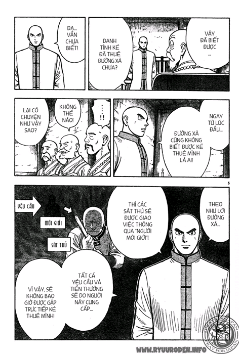 Hoàng Phi Hồng Phần 4 chap 66 Trang 5