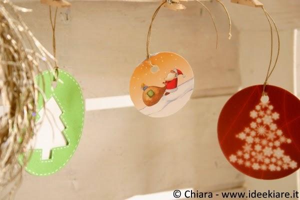 Favorito Ideekiare: Nuovi biglietti chiudipacco per Natale MB67
