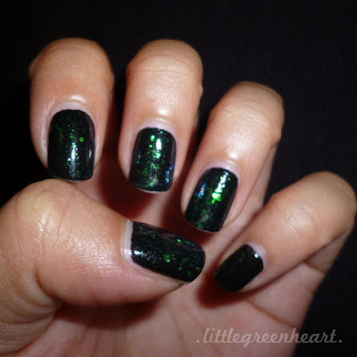 green flakies 4