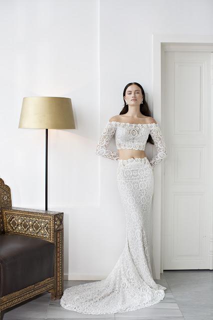 Increíbles vestidos de novias | Colección Hadas Cohen
