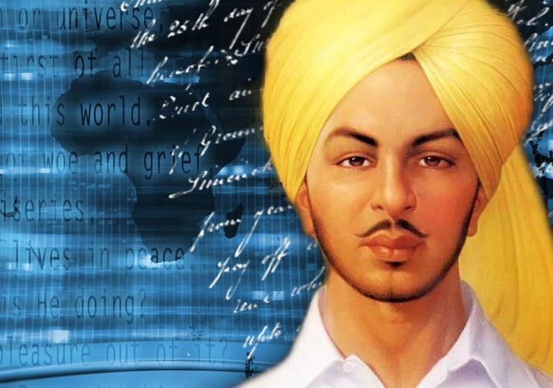 Short Speech On Bhagat Singh In Hindi, Punjabi & English | Website ...