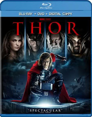Thor (2011) BRRip 720p Dual Audio(Hin/Eng) Mediafire