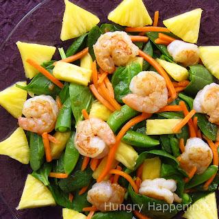 Earth Day food Sunny Salad