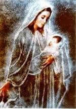 Hình ảnh chụp Thật của Chúa Giêsu và Mẹ Maria