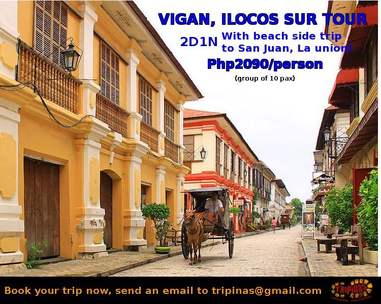 vigan tour