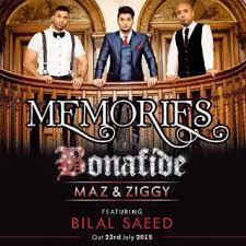 Bilal Saeed - Memories ft. Bonafide (Maz and Ziggy)