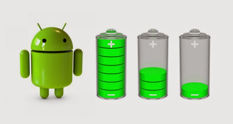 Cara Agar Baterai Handphone android tidak cepat lowbat