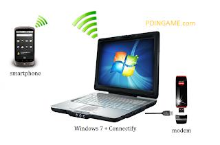 Membuat Jaringan Hotspot dengan PC/Laptop