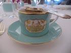 afternoon tea at fortnum & mason.