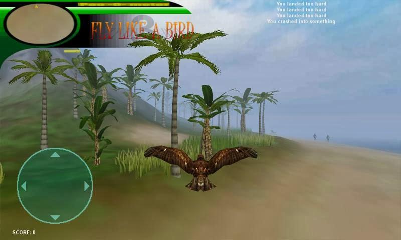 Fly like a bird full apk
