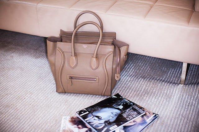 In Moda Veritas  Boston Bag by C¨¦line 0fca79a444
