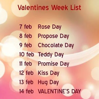 Kiss Pictures Status Bbm whatsapp valentine week list