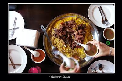 kuliner malaysia, cuisine, cullinary, food, melayu, nasi arab