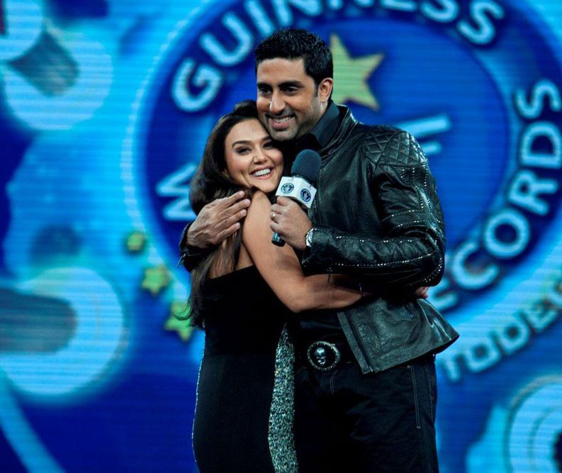 Abhishek Bachchan At Guinness World Records Latest PicsPhotos movie photos
