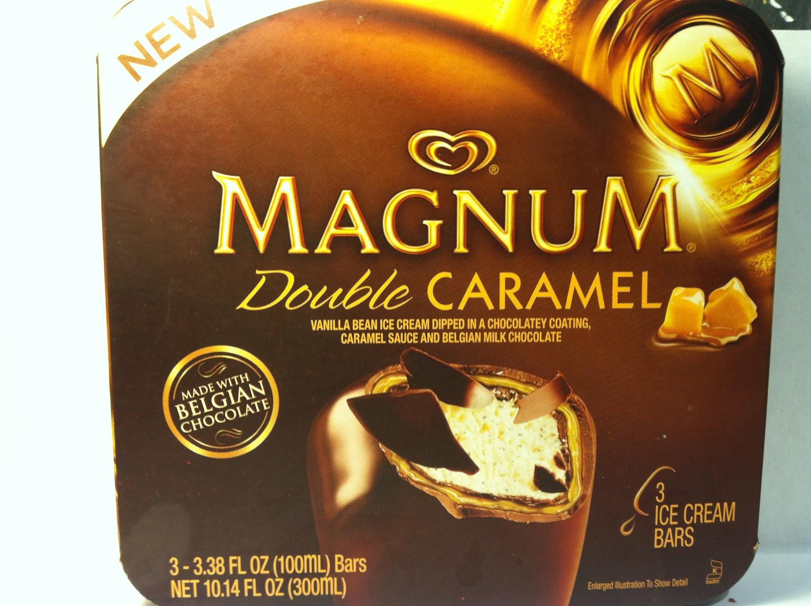 magnum bar caramel