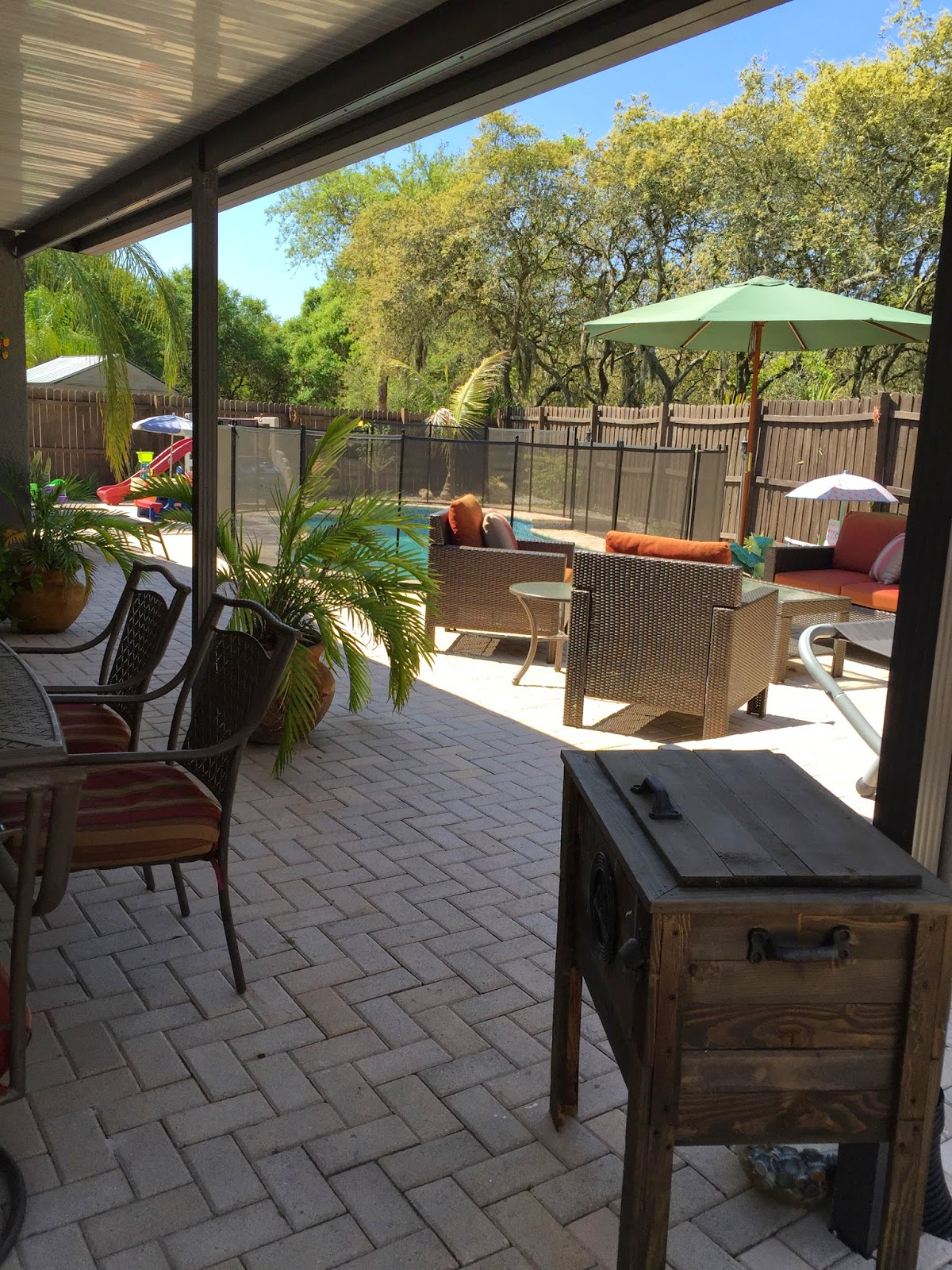 backyard patio roundup decorating your outdoor living spaces