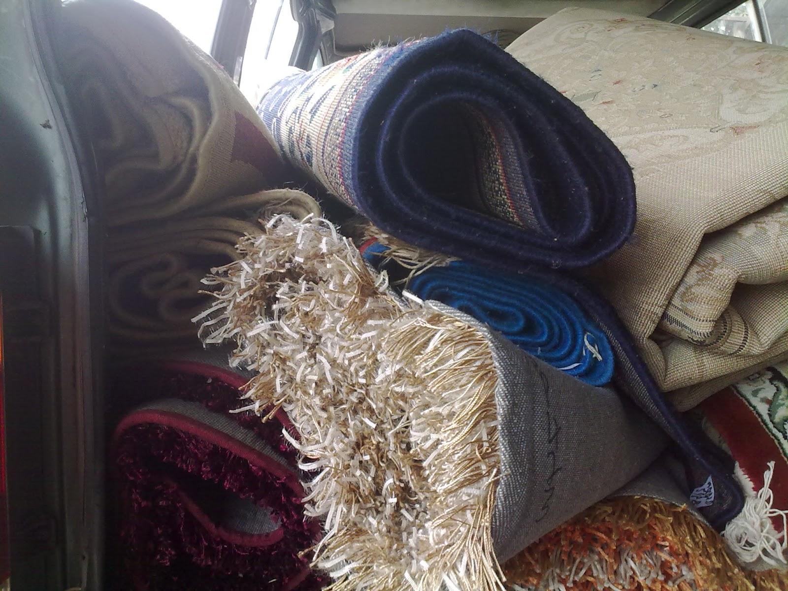 Seri Dobi Station Batch Kedua Segmen Karpet Domestik