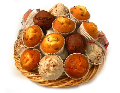GIOVEDI' 6 SETTEMBRE MuffinHampers-Full