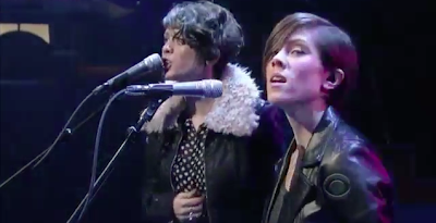 tegan and sarah drove me wild cover