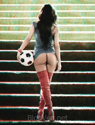 Larissa Riquelme futbolera