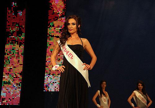 Miss Hayastan 2012 Winner