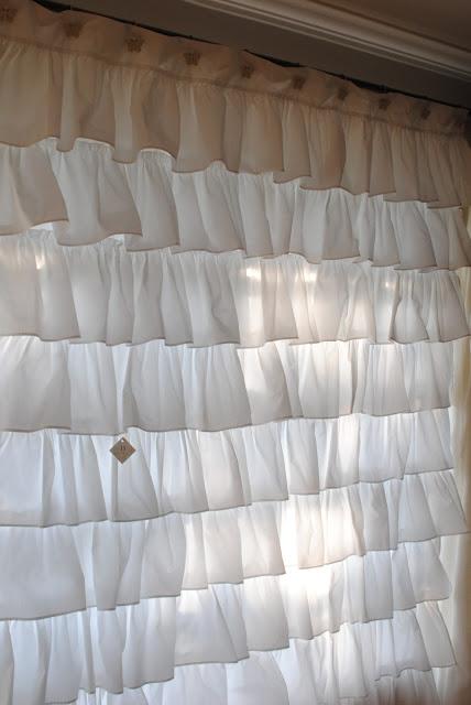 Cortinas De Baño Blancas: