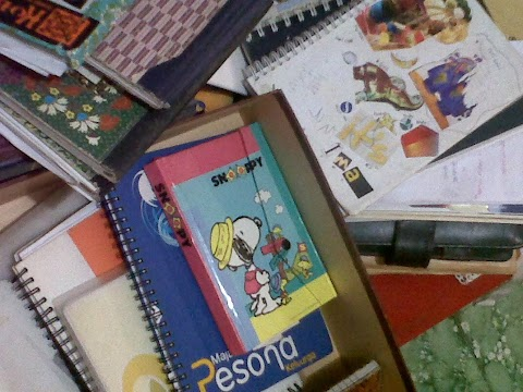 Proyek Monumental 2014: Novel dan Rajutan
