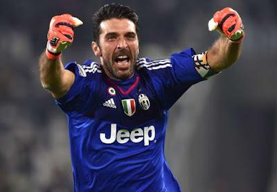 Gianluigi Buffon Sangat Puas Performa Juventus