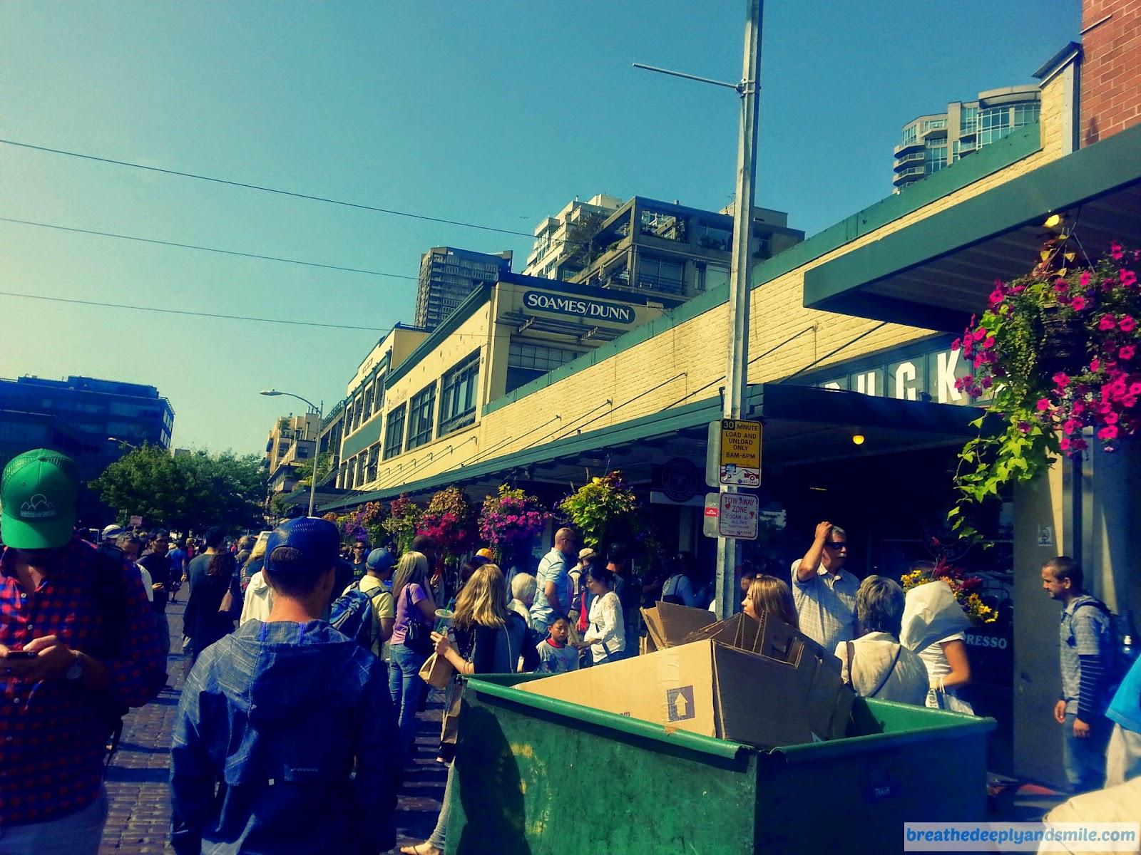 Nuun Hood to Coast- Pike Place Market4