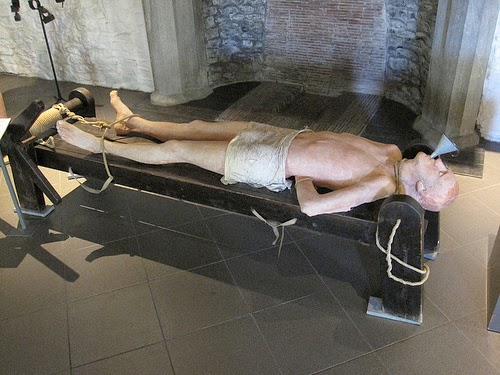 The CIA didn't create waterboarding. That goulish torture technique stems already back to the medieval era and perhaps even earlier.