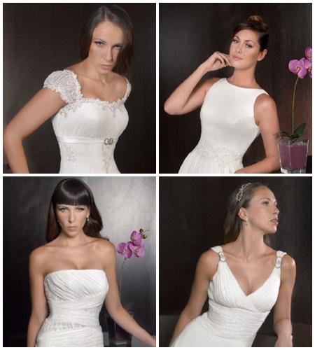 vestidos de novia de charo peres 2013   bodas