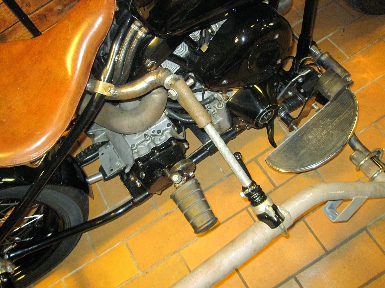 Stoye Fahrzeugbau Blog: Gespannbau Harley Starrahmen/ Springer mit ...