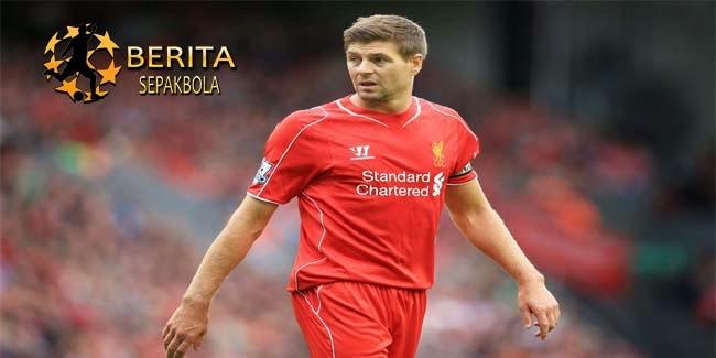 Gerrard Pertimbangkan Pergi karena Rodgers