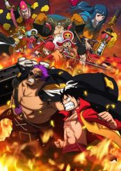 capa Download – One Piece – Filme Z – HDTV Legendado